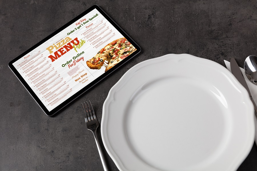 Must Have Pizza POS Features - Online Ordering