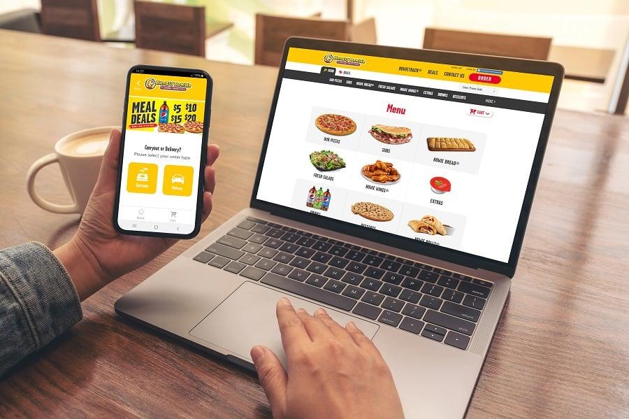 restaurant online ordering software