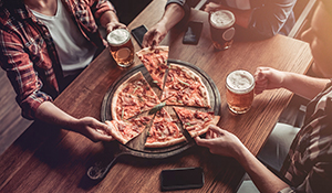 Improve restaurant customer experience with technology.